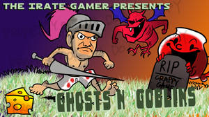 Irate Gamer - Ghosts n Goblins