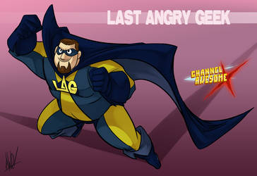 CAX - Last Angry Geek by AndrewDickman