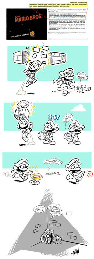 Why Mario, WHY?