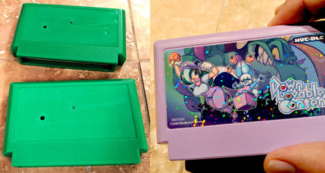 Famicom cARTridge Commission (1 spot)