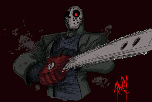No Friday the 13th is safe...
