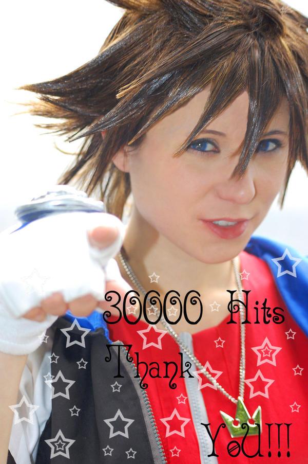 30000 Thanks you by Evil-Uke-Sora