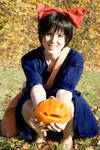 Kiki - Happy Halloween by Evil-Uke-Sora