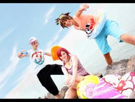 Summer Vacation by Evil-Uke-Sora