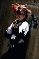 Meet Sora in Halloween Town by Evil-Uke-Sora