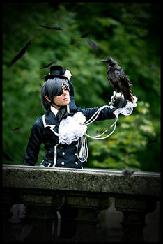 Kuroshitsuji - His Servant, the Raven