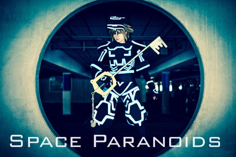 KH2 - Space Paranoids by Evil-Uke-Sora