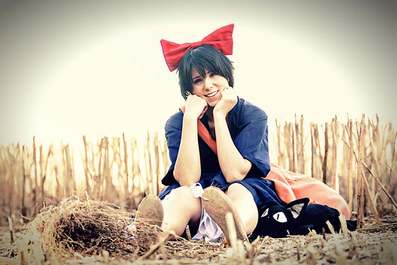 Kiki's Delivery Service - Sweet friendship by Evil-Uke-Sora