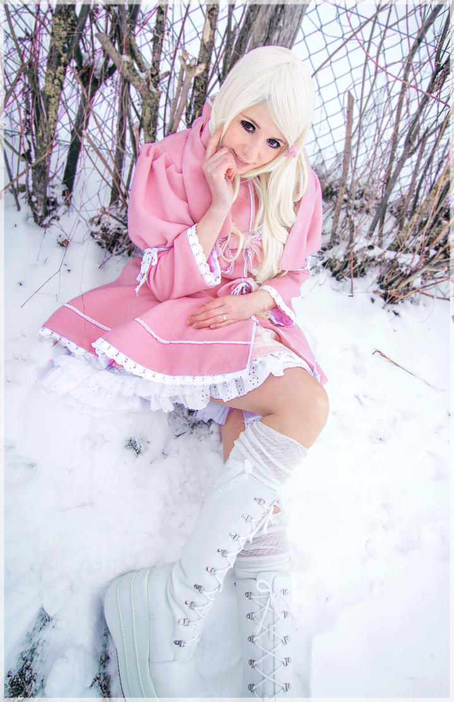 Pink Bunnies by Evil-Uke-Sora