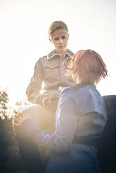 APH: GermanyxItaly - Stay by my side
