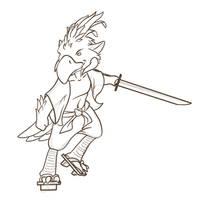 Commission: Sato