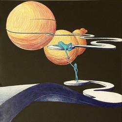 Planetary Surrealism by PlaidTidings