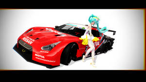 [Update]TDA Racing miku 2015 [DL] by Mzy0924