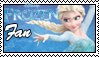 Frozen Fan Stamp by ForgottenMajin