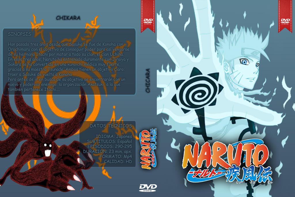 Naruto Shippuden 14 Saga Chikara v2 by Pedronex on DeviantArt