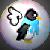 Penguin Ornament by WyldAngel