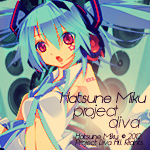 Hatsune Miku Icon by jonatking