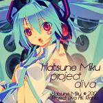 Hatsune Miku Icon by jonatking