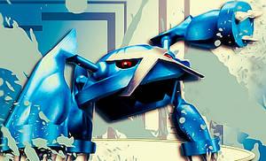 Metagross Pokemon