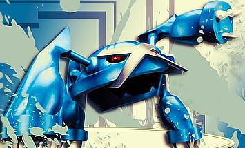 Metagross Pokemon by jonatking
