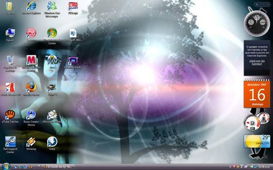 Haku + Windows Vista