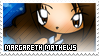 Stamp - Margareth Mathews by kanaruaizawa16