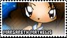Stamp - Margareth Mathews by kanaruaizawa16