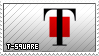 Stamp - T-SQUARE by kanaruaizawa16
