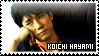 Stamp - Koichi Hayami - 2 by kanaruaizawa16