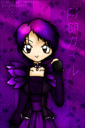 The Purple Kana