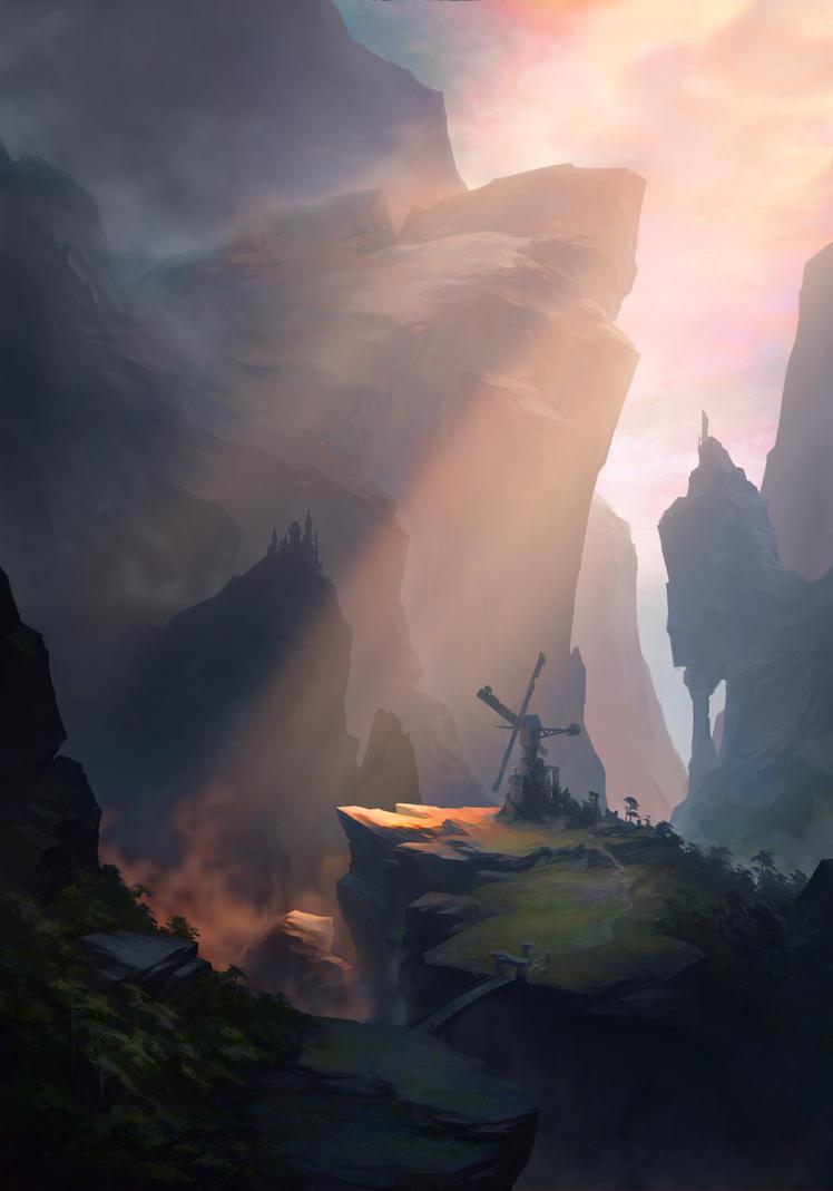 Adventure by 4ntediluvian