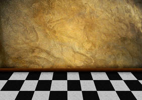 Checkerboard Floor by yana-stock