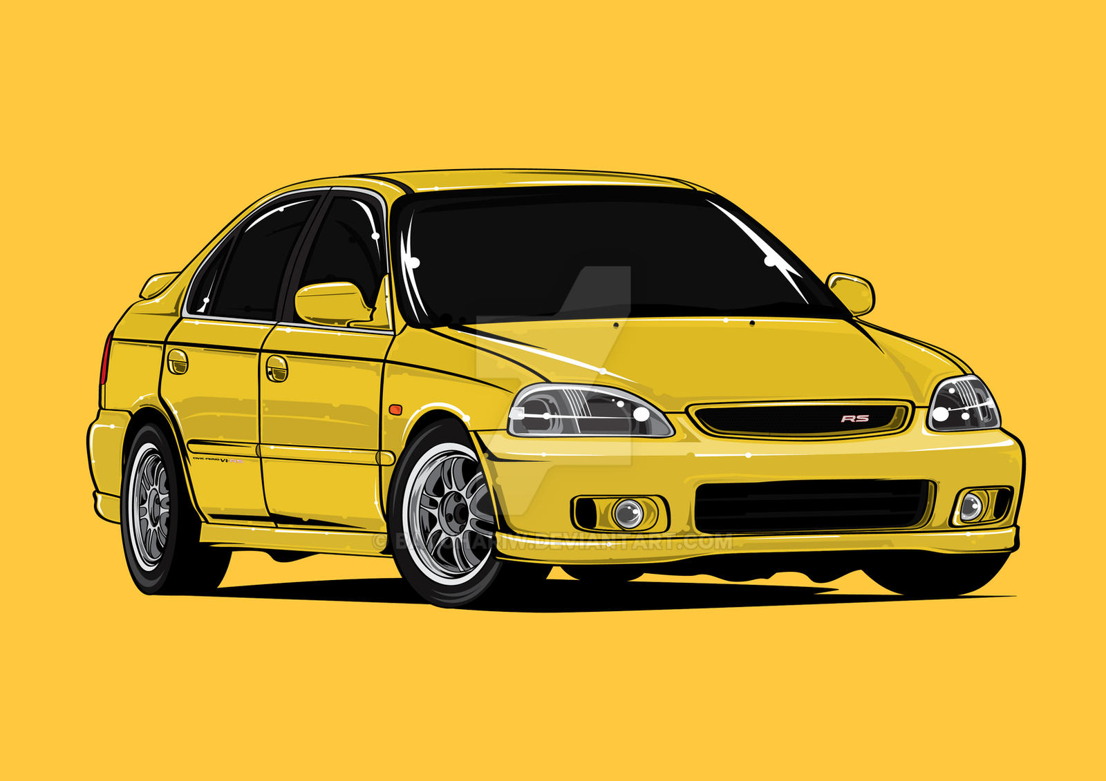 Honda Civic Ek Sedan Www Pixshark Com Images Galleries