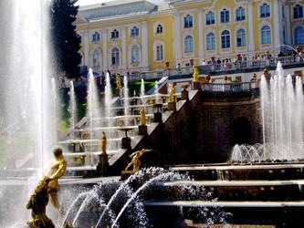 Peterhof II by mywintersong