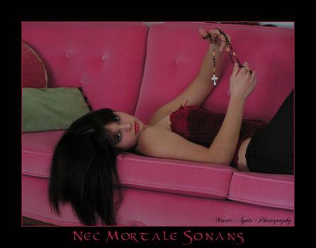 Nec Mortale Sonans by Yukkabelle