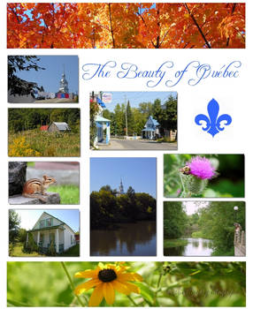 The Beauty of Quebec