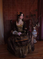 Comtesse Penelope I by Yukkabelle