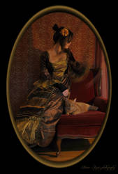 Comtesse Penelope IV by Yukkabelle
