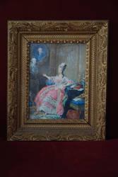 Portrait of Maria-Josephina 1 by Yukkabelle