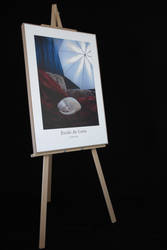 Etoile de Lune - Print