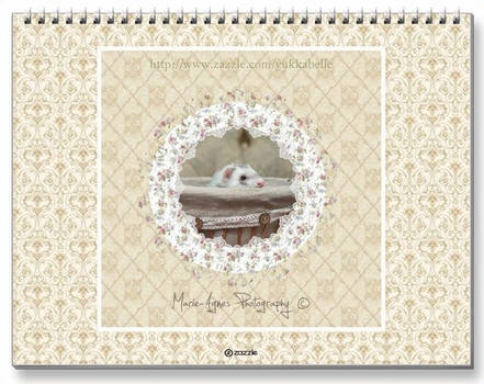 Ferrets Calendar - 4 - Back cover