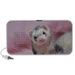 Doodle - Ferret speaker -