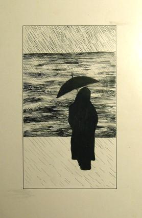Rain by Aqarelle