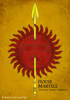 House Martell by UrukkiSaki