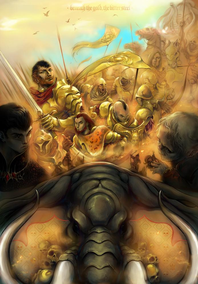 game of thrones goldene kompanie