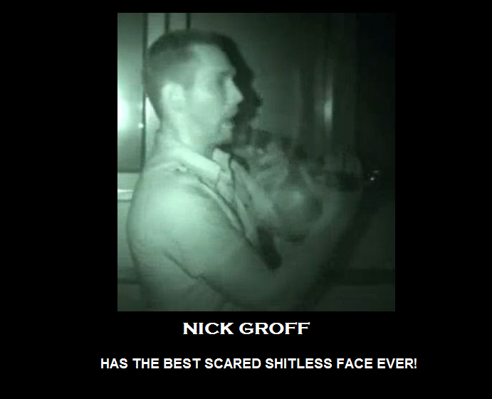 Nick Groff Motivational Poster by Bookmachta