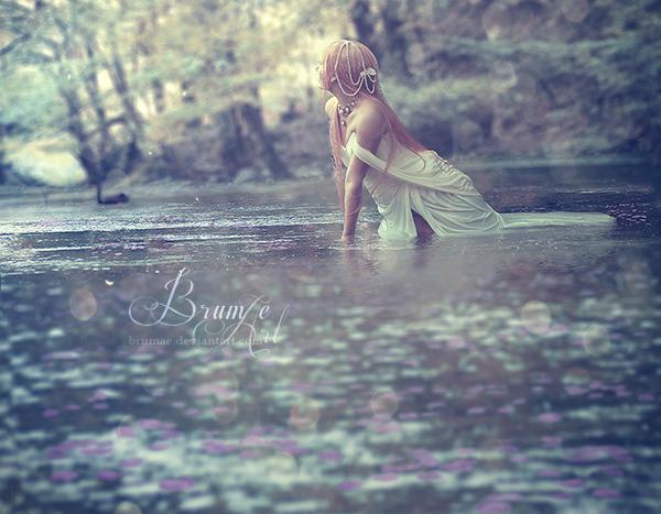 The river sings by Brumae-Art