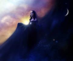 Night is coming... by Brumae-Art