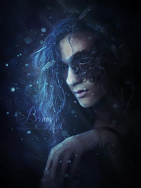 Raven by Brumae-Art