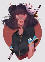 DTIYS : Mask by Annacchii